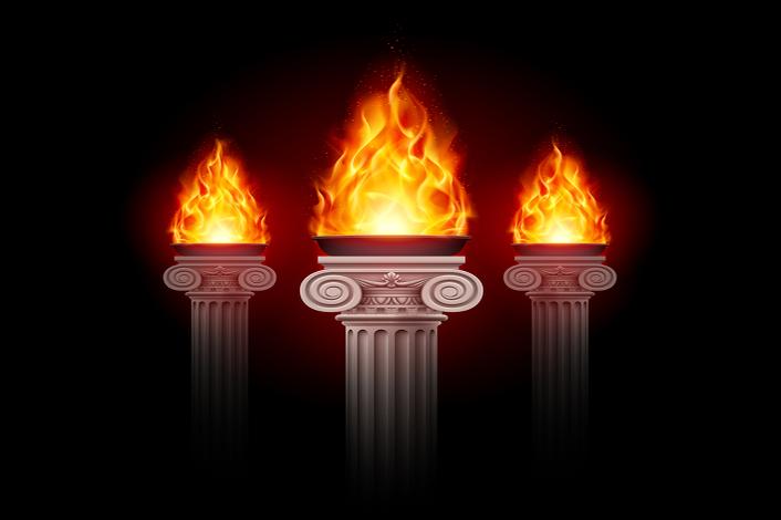 Drie pijlers